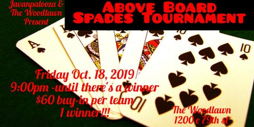 Above Board Spades Tournament