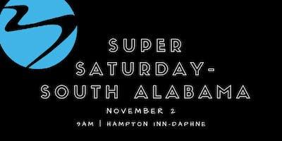 Alabama Super Saturday - South Alabama