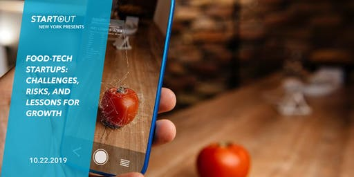 Food-Tech Startups: Challenges, Risks and Lessons for Growth
