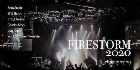 Firestorm 2020 tickets