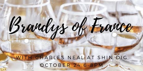 Brandys of France with Charles Neal tickets