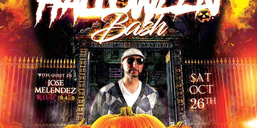 Halloween Bash 80's and 90's Throwback