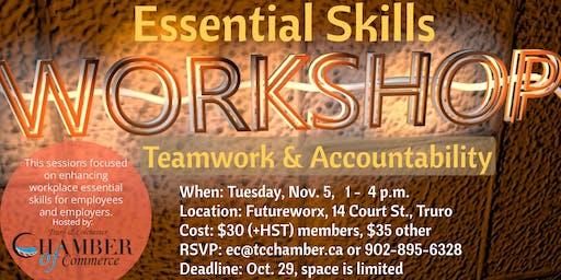 Teamwork & Accountability