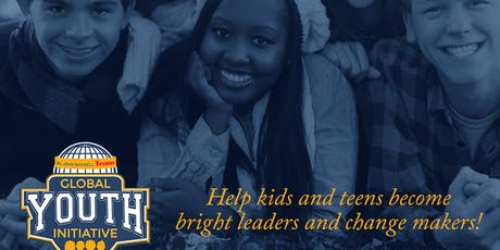 Leaders Are Readers Global Youth Initiative 6-12 Graders  tickets