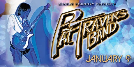 Pat Travers Band tickets