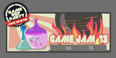 Game Dev Party - Jam #15 billets