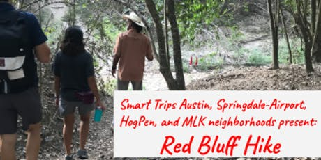 Neighborhood Hike to Red Bluff tickets