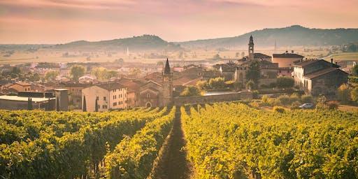 Doug Reichel Wine Marketing--Castelnuovo del Garda Tasting