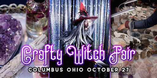 Crafty Witch Fair Columbus