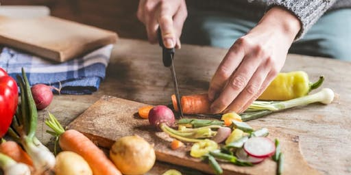 Cooking in Community Night October 24, 2019