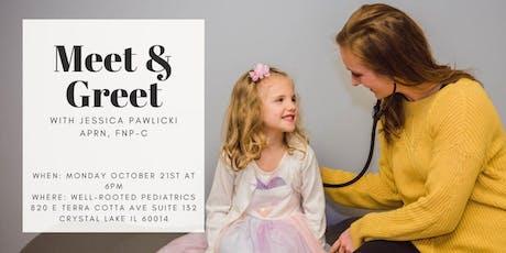Meet & Greet with Jessica Pawlicki APRN, FNP-C tickets