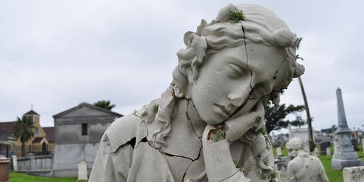 Galveston Cemetery Tour - As Seen on Texas Country Reporter