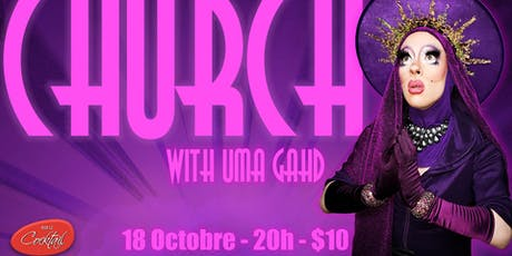 Church with Uma Gahd tickets