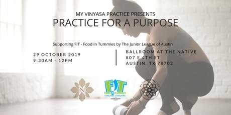 Practice for a Purpose - Benefiting FIT! tickets