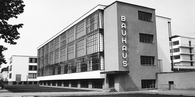 Muscarelle Explorations: The Architecture of Bauhaus- What and Why