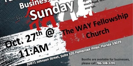 Family and Friends Day Business Expo tickets