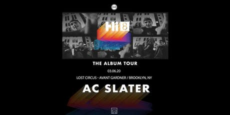 AC Slater tickets