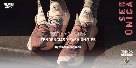 Tendencias y fashion tips. entradas