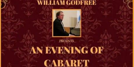 An Evening of Cabaret tickets