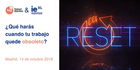 Workshop en Diseño UX - RESET by ieXL & Talent Garden entradas