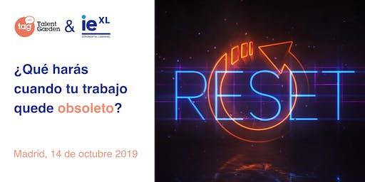 Workshop en Diseño UX - RESET by ieXL & Talent Garden