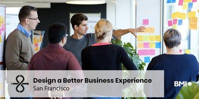 1 Day Bootcamp: Design a Better Business San Francisco 2020