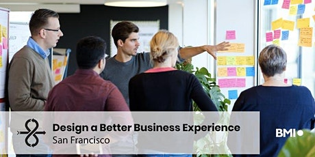 1 Day Bootcamp: Design a Better Business San Francisco 2020 tickets