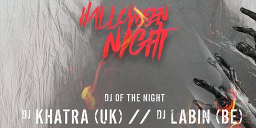Farak Presents Halloween Party