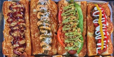 Dog Haus West Covina Fifth Anniversary Celebration: $5 Hot Dogs & Pints