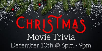 Christmas Movie Trivia Dave and Buster's Myrtle Beach