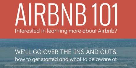 AirBnB 101 for Lenders + Realtors tickets