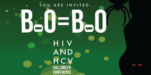 BOO = BOO, A Halloween Themed HIV and HCV Conference
