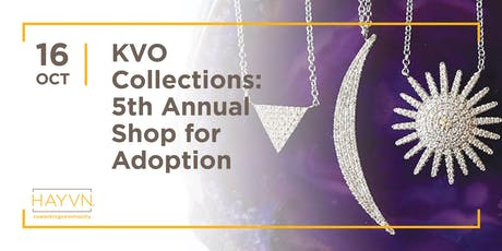 HAYVN SOCIAL: Shop for Adoption with KVO Collections tickets