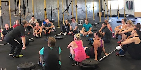 CrossFit CSG Cohen Olympic Weightlifting Seminar tickets