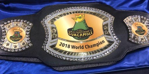 The World Championship of Guacamole