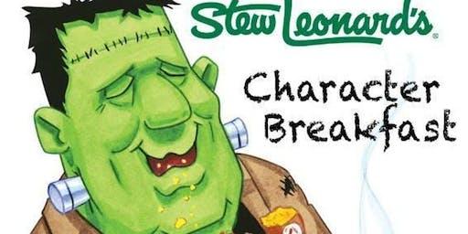Halloween-Themed Breakfast at Stew's