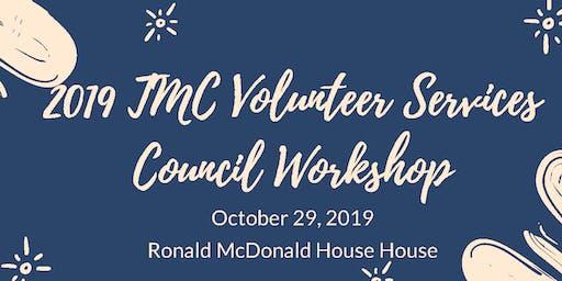 TMC Volunteer Services Workshop 2019
