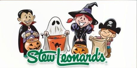 Trick-or-Treat with Stew Leonard's in Norwalk tickets