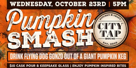 Pumpkin Smash tickets