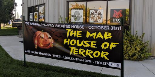 MABPRO Haunted House!