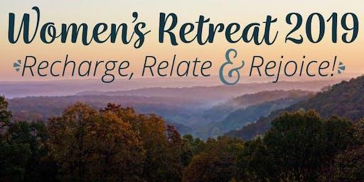 Tab Women's Retreat 2019: Recharge, Relate & Rejoice