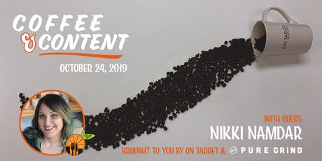 Coffee And Content : Meetup For Content Creators And Digital Marketers tickets