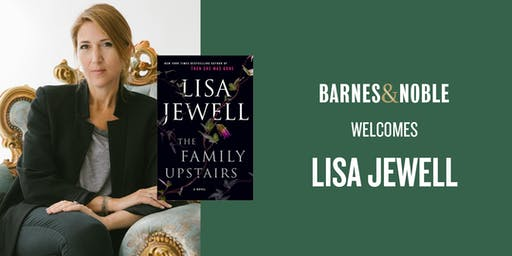 Lisa Jewell at Barnes & Noble Edina