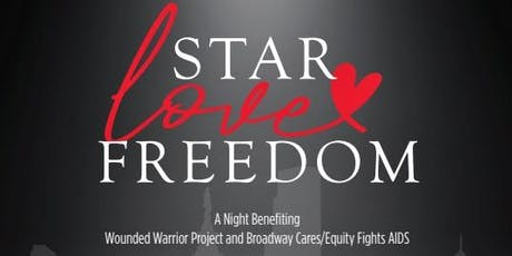 Star-Love-Freedom: A Benefit Concert featuring the Touring Cast of Hamilton tickets