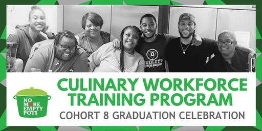 NMEP Culinary Workforce Training Program C8 Graduation Celebration