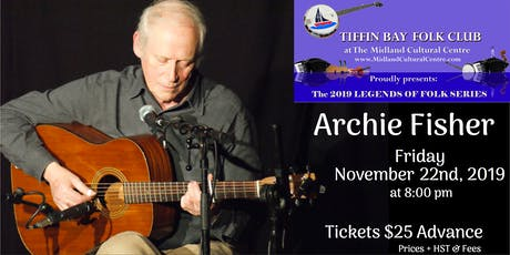 Legends of Folk: Archie Fisher tickets