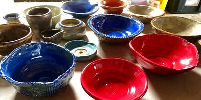 Create with Clay! An Art Workshop