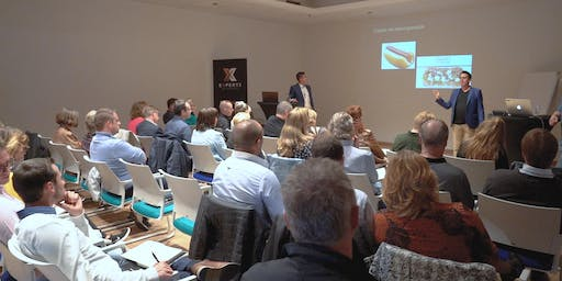 Business Breakthrough Woe 6 Nov. 19u00- 22u, Kasteel van Saffelberg Gooik