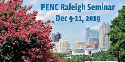PENC Raleigh Seminar
