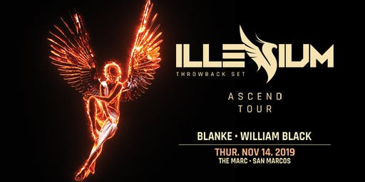 11.14  | ILLENIUM  | THE MARC | SAN MARCOS TX